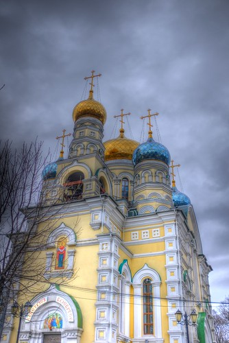 at the Pokrovsky Cathedral, Vladivostok 15-04-2018 (1)