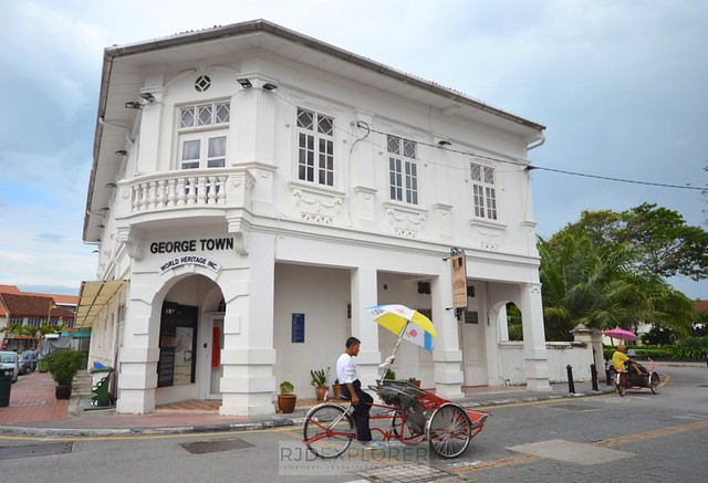 penang island itinerary travel guide georgetown