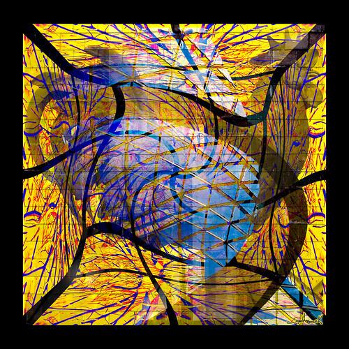 art blue chicken trees storm cyclone bomb noreaster happy slider sunday hss happyslidersunday katharinafritsch fritsch hahncock cock nationalgalleryofart washingtondc washington