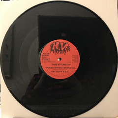 RAY ROCK & K.C.:THE INCREDIBLE RAY(RECORD SIDE-B)