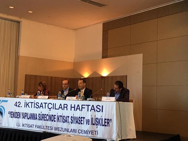 42.İktisatçılar Haftası: Prof.Dr. S. Kaya ARDIÇ
