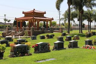 Garden of Peaceful Eternity, Westminster Memorial Park