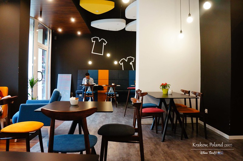 2017 Europe Krakow Laundry Cafe