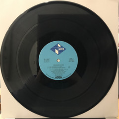 PRECIOUS WILSON:I'LL BE YOUR FRIEND(RECORD SIDE-A)