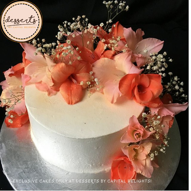 Cake from Desserts by Capital Delights