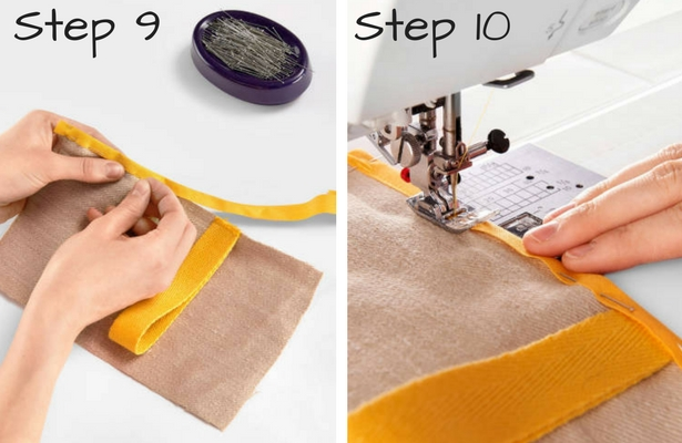 DIY Smoothie Bag Steps 9 10