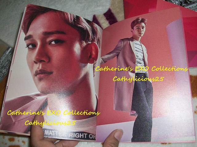 EXO COLLECTIONS MARCH 2018