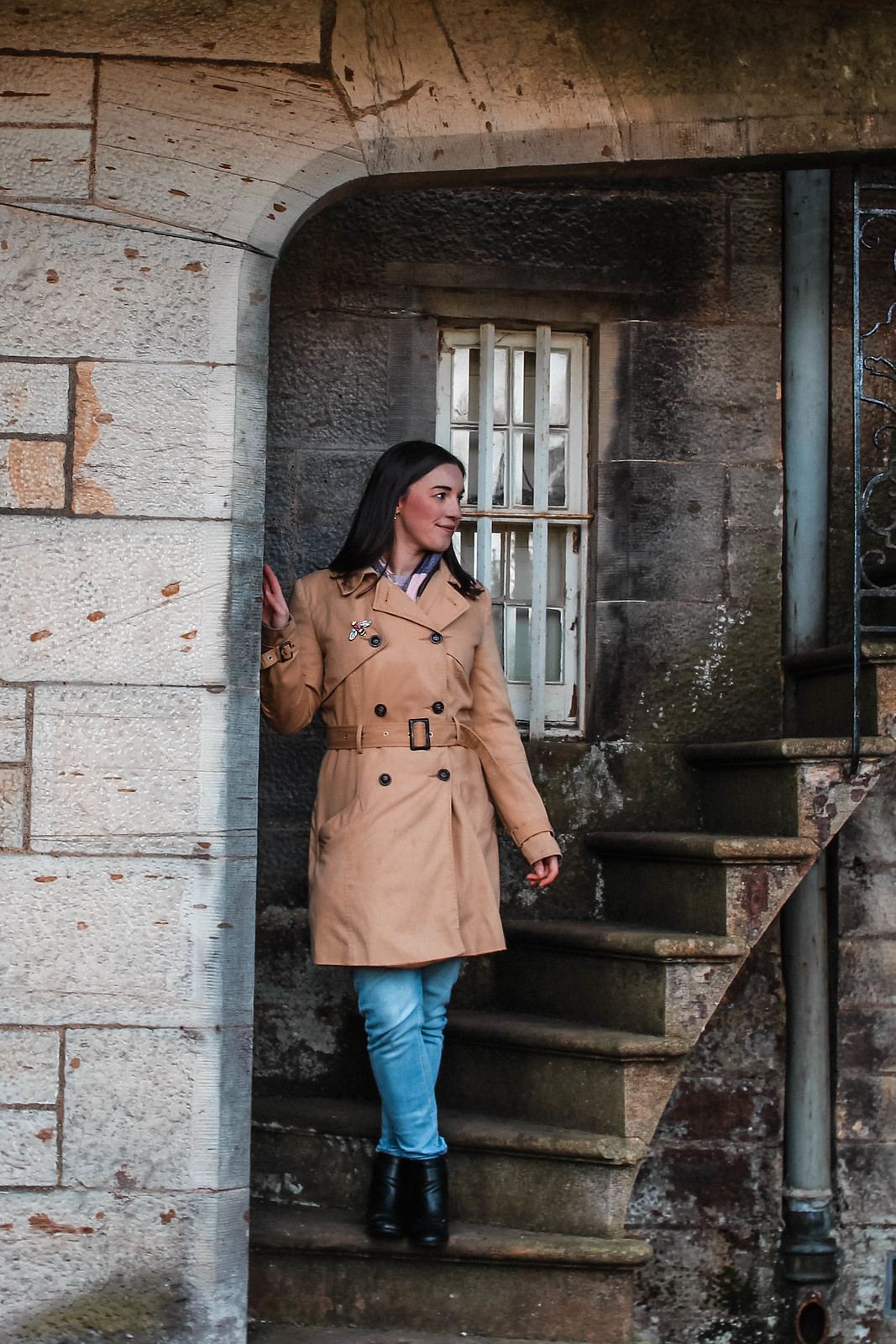 Scottish Lauriston Castle Edinburgh travel lifestyle blogger The Little Things 14