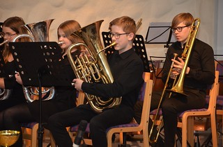Eufonium och trombon i J-SYBB