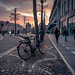 The Bike who loved sunrise