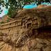 """Cluster of Jain bas reliefs  -Kazhugumalai, Thoothukudi, Tamil Nadu. by Kalai """"N"""" Koyil"""
