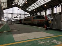 SNCF/RATP RER Gare d'Austerlitz station