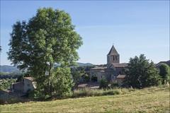 Le village de Gluiras - Photo of Saint-Pierreville