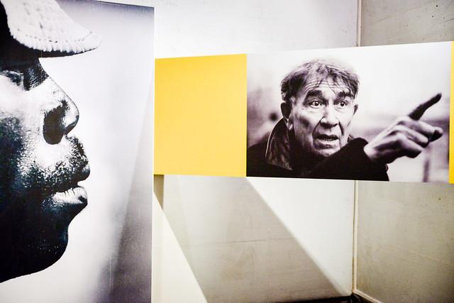 Inauguration - Jean Mohr