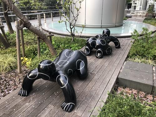 Odd Sculptures