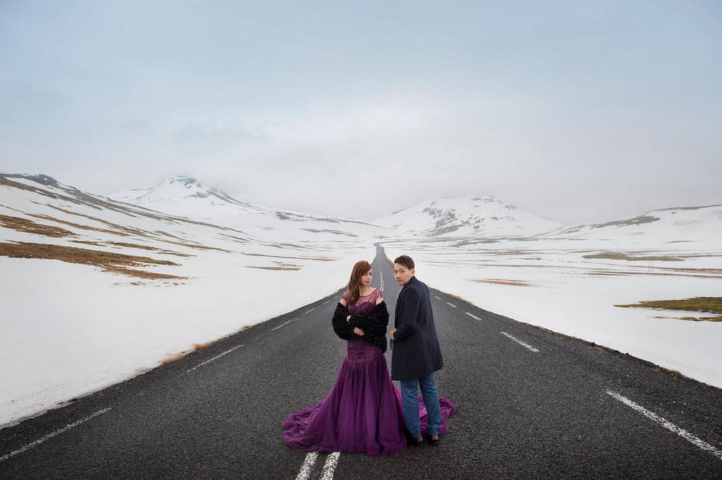 """""""冰島婚紗攝影,冰島婚紗,北歐婚紗,雪地婚紗,瀑布婚紗,婚攝Mike,婚禮攝影,婚攝推薦,婚攝價格,海外婚紗,海外婚禮,風格攝影師,新秘Juin"""""""