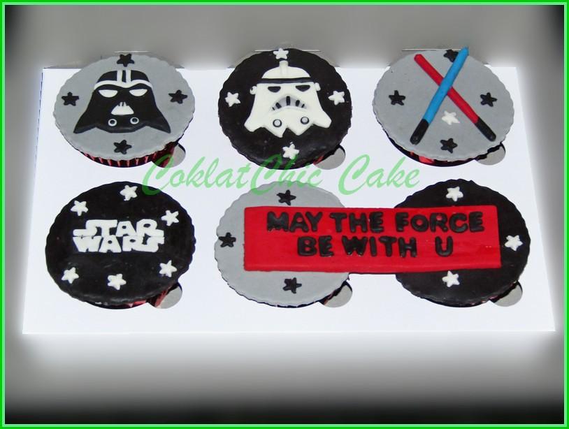 Cupcake Set StarWars