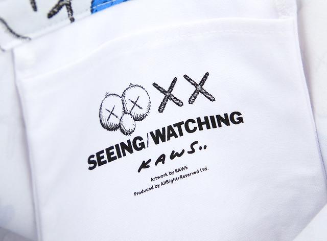 COMPANION、BFF 攜手登場! 長沙 IFS × KAWS【SEEING/WATCHING】主題限定品將於4月26日搶先發售!!