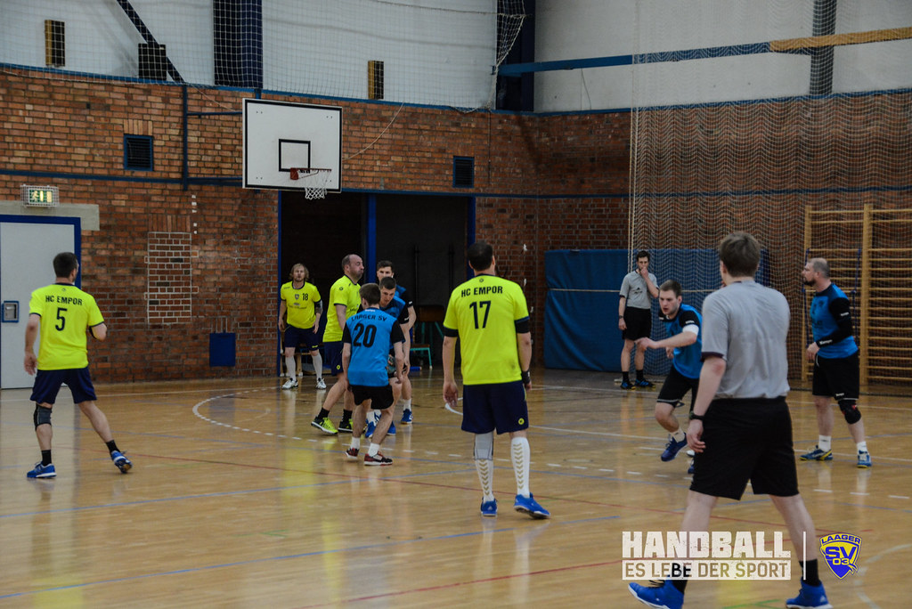 20180415 Laager SV 03 Handball Männer - Bezirkpokal - 1 - HC Empor Rostock (65).jpg