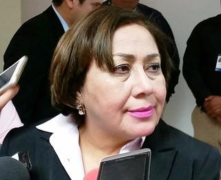 PÁG. 5 (1). María del Rosario Castro Lozano, ex alcaldesa de Lerdo, ella y su suplente, Antonio Olivas, de manera dolosa aumentaron los sueldos de los integrantes de su equipo antes
