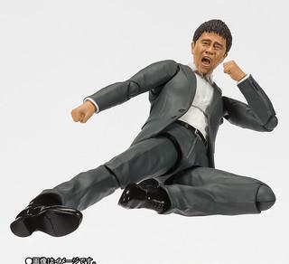 日本超人氣搞笑團體「DOWN TOWN」化身可動人偶! 「S.H.Figuarts 濱田雅功」公開!【魂商店】