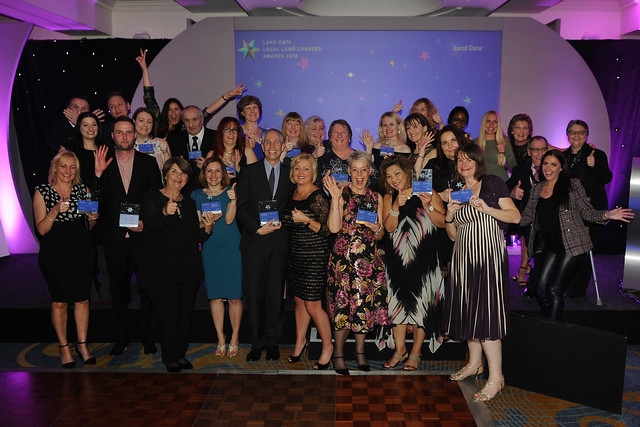 Local Land Charges Awards 2018 – Event Photos