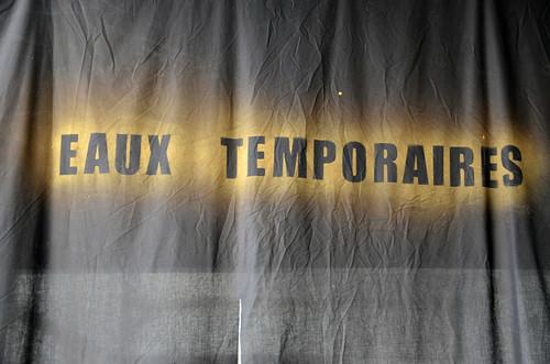 Erg 2018 : Eaux Temporaires : Expo