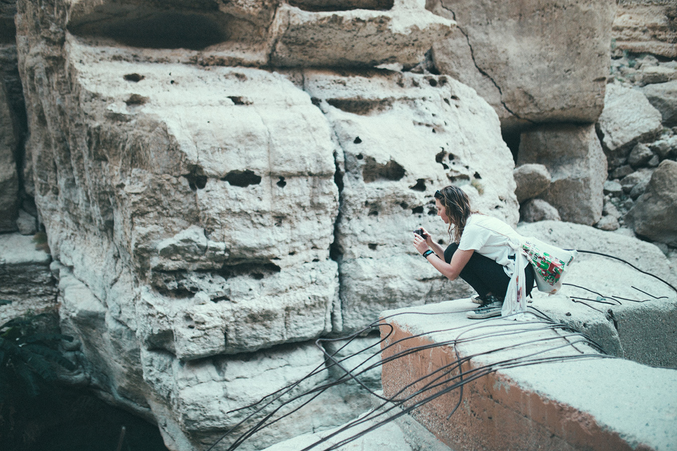 Wadi Shab, Oman