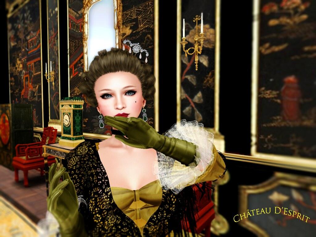 Rococo Bernice+Veronique AD - TeleportHub.com Live!