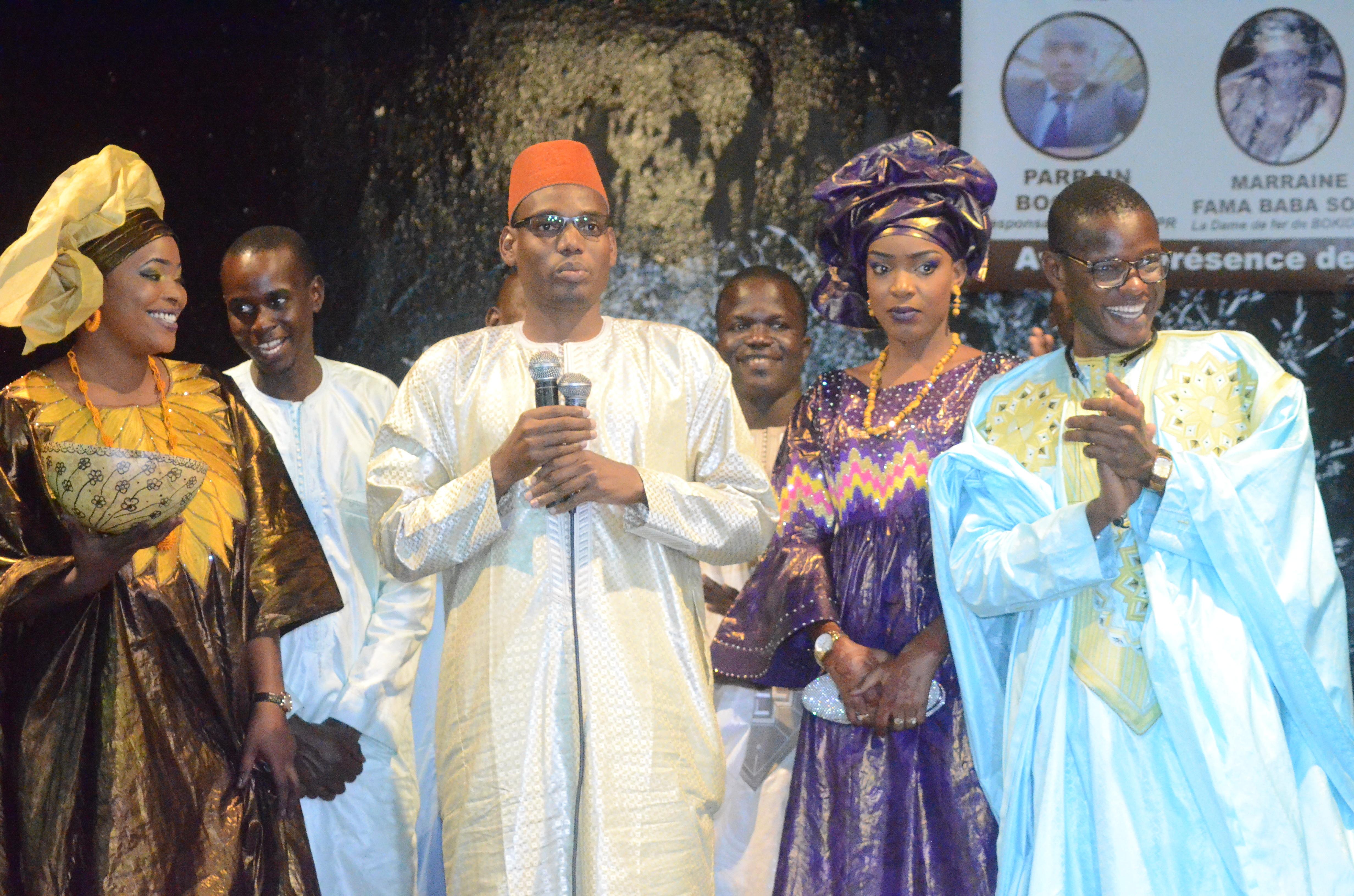 Première Edition soirée culturelle de l'Association Boyinadji Ma fierté de Bokidiawé, le parrain Bocar Abdoulaye Ly appelle à l'union des cœurs (48)