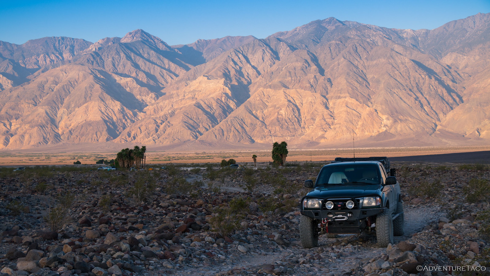 Back to Death Valley - Day 4, 5 - Steel Pass & Eureka Dunes