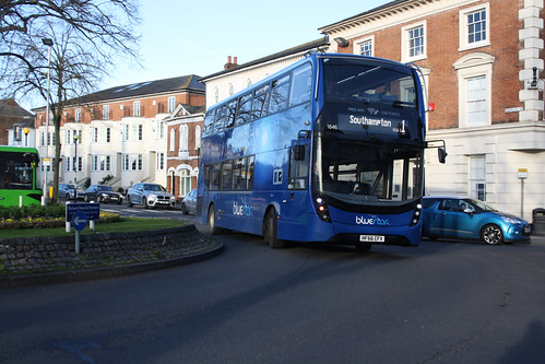 Go South Coast 1646 HF66CFV