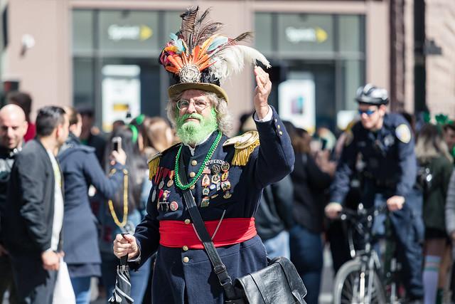 St. Patrick's Day Parade 2018 #3