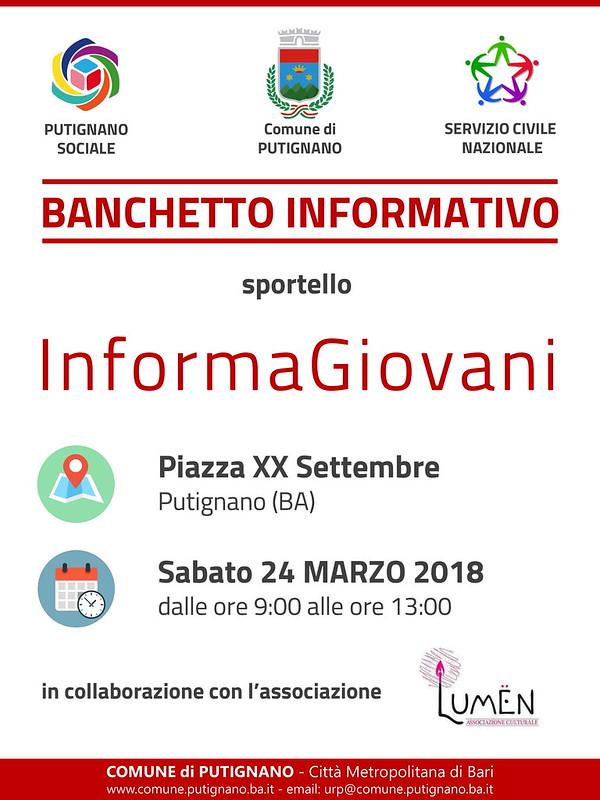 Banchetto InformaGiovani