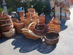 Блошиный рынок в Изоле