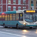 Arriva North East 1417 (NK09 EJF)