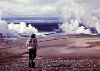 Boiling Mudfield at Lake Mývatn