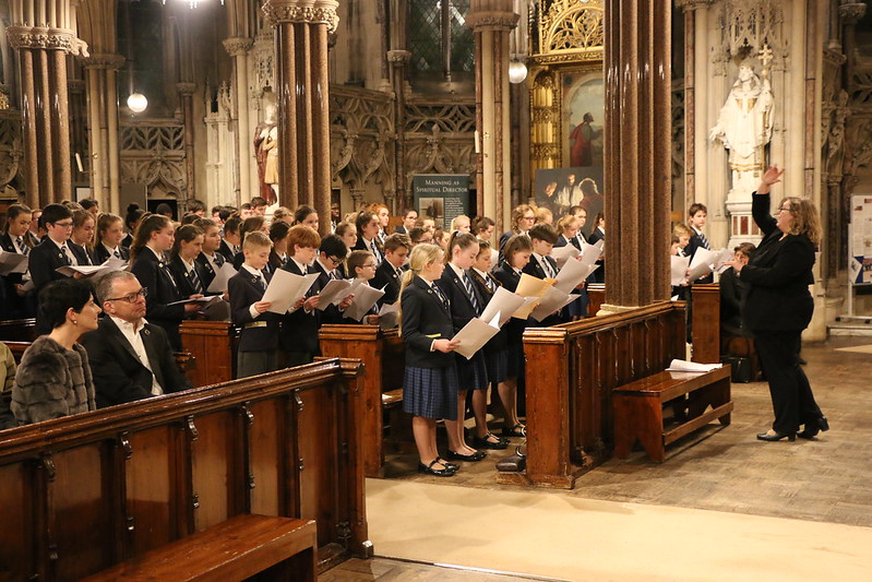 Mount St Mary's 175th anniversary concert
