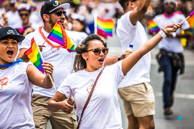 Apple Pride, SF Pride 2015