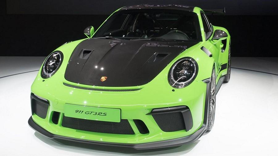 porsche 911 gt3 RS WS