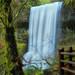 Lower South Falls by Ian Sane
