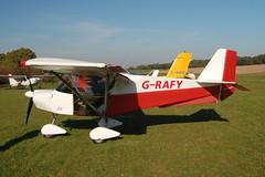 G-RAFY Best Off Skyranger (BMAA/HB/523) Popham 121008