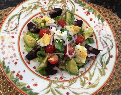 At Home: Salade Composée
