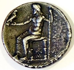 Ready copy Tetradrachm, Alexander the Great reverse