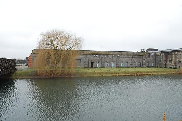 Dossinkazerne & Fort van Breendonk, Nikon D40, AF-S DX VR Zoom-Nikkor 18-55mm f/3.5-5.6G