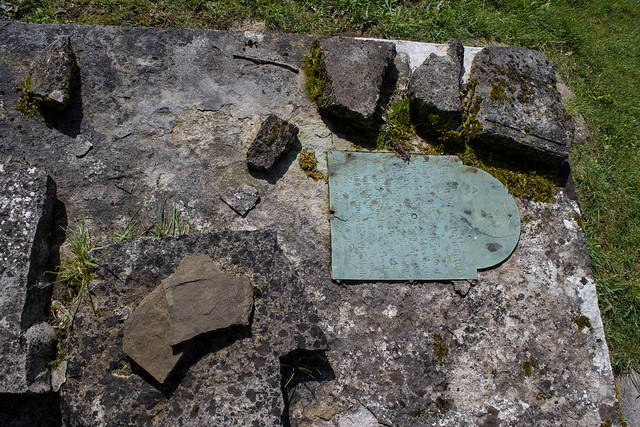 Marsh memorial, Loders