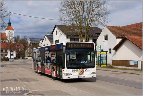 Stadtbus Ingolstadt 316