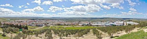 Panorama de Lopera