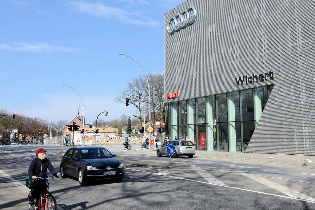 58ec2c963cbc5f DSC 5325 Abriss der Ladenzeile an der Langenhorner Chaussee   Höhe  Stockflethweg in Hamburg Langenhorn.