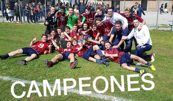 Allievi Regionali 2002, tripudio Virtus: campioni, campioni!